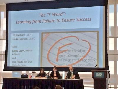 Session presentation