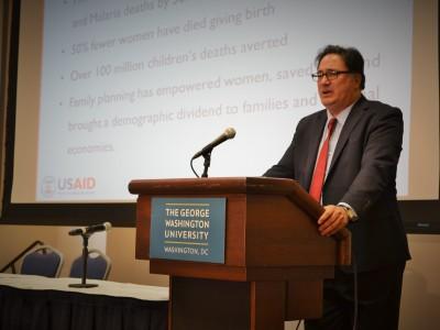 Dr. Ariel Pablos-Medez, USAID