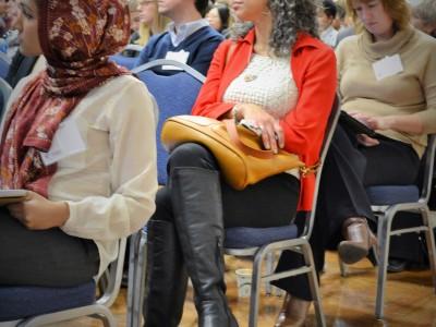 Mini-U attendees