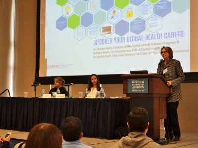 Global Health Career Panel