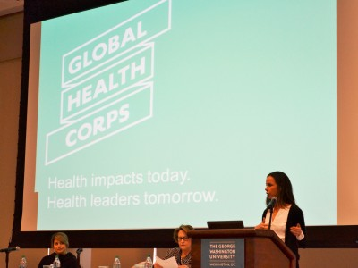 Global Health Corps Presentation