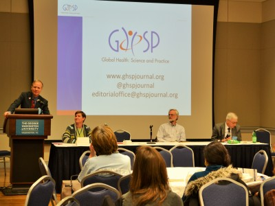 Session Presentation - GHSP (Global Health Science and Practice)